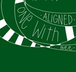 aligned